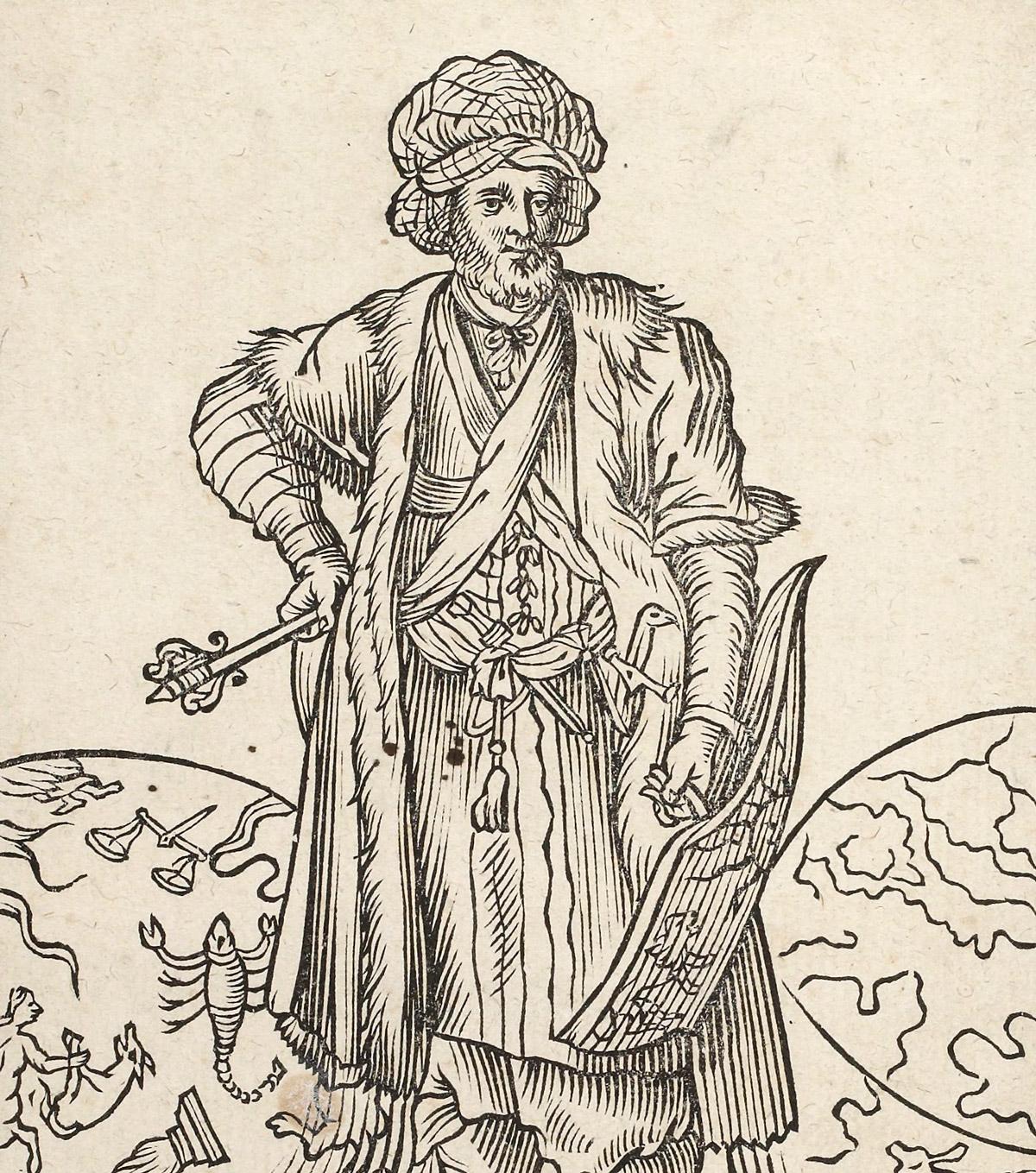 Portrait de Boullaye-le-Gouz